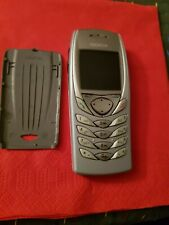Nokia 6100 - Silver (Unlocked) Mobile Phone