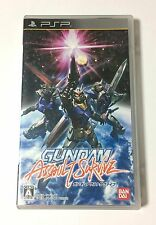 USED PSP Gundam Assault Survive JAPAN Sony PlayStation Portable Japanese import