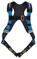 Tractel AB732XL/X Harness with TracX Pad, Dorsal D-Ring Tongue and Buckle Legs