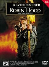 Robin Hood - Prince Of Thieves (DVD, 2017)