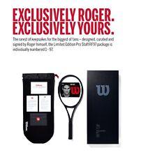 Roger Federer Limited Wilson Pro Staff RF 97 Racquet