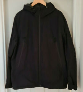 Timberland - Mens Outdoor Performance Raincoat, Sleeve Logo - XXL - Dark Blue