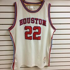 Houston Cougars Clyde Drexler Adidas Basketball Jersey Size 3xl 56