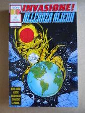 INVASIONE ! Vol.1  -  Supereroi DC Comics Play Book n°28 Play Press  [G478]