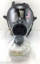 40mm NATO SGE 150 Gas Mask w/Military-Grade NBC Filter - Brand New >>Exp 05/2022