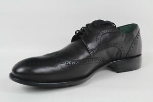 Kenneth Cole New York Mens Wingtip Oxford Mens Size 11.5  KM28092LE Black