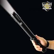 Streetwise Cree Self-Defense Tactical LED Baton Flashlight & Signal Light Kit