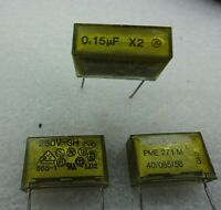 20/% 275 V r46kn347000p1m-Neuf 2 x Entstörkondensator-MKP-x2-0,47uf