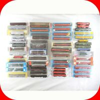 N Scale PASSENGER CAR Variety lot - Atlas, Con-Cor etc, Mix & Match, Build a Set