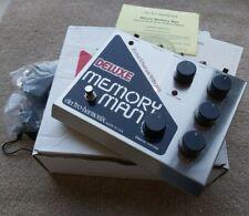 Electro Harmonix Deluxe Memory Man Delay Pedal - big box