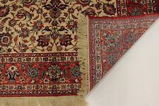 Naini très fine avec SOIE persan Tapis Tapis d'Orient 2,16 x 1,49