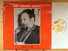 Mike Osborne Quintet - Marcel's muse, Ogun, orig. Free Jazz LP, 1977, UK, NM/EX+