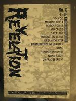 REVELATION NR. 6 - HEAVY METAL FANZINE