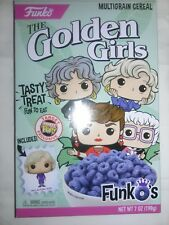 Funko THE GOLDEN GIRLS CEREAL Target Exclusive BRAND NEW & DISCONTINUED