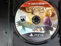 BioShock Infinite Complete Edition (Sony PlayStation 3, 2014) PS3 Disk Only