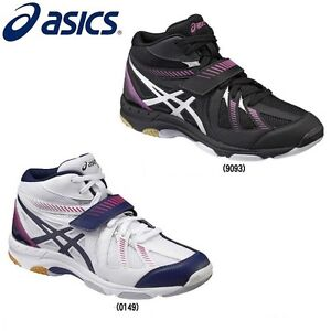 New asics Women's volleyball shoes wave COURT SELFIT TVR486 Freeshipping!!
