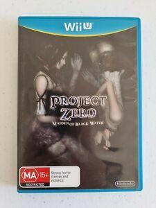 Project Zero Maiden of Blackwater Nintendo Wii U PAL