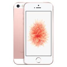 "Apple iPhone SE - 32GB - Rose Gold (MetroPCS) Smartphone - 4"" Touchscreen - 12MP"