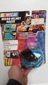 Mark Martin  Micro-Helmet Racer Valvoline ToyBiz NEW 1997 #6