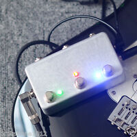3 Looper Pedal Three-Channel Switch -True Bypass - Guitar Pedal Board