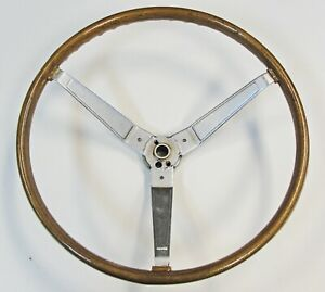 1968-1970 Pontiac GTO Firebird Sport Wood Steering Wheel *CLEARANCE*