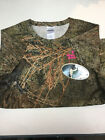 Mossy Oak ladies medium short sleeve t-shirt NEW with tags camouflage girls
