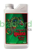 Organic Iguana Juice Bloom 1 litre Advanced Nutrients Iguana Bloom Flower Plants