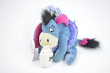 Disney Store Mini Bean Bag Sugar Plum Fairy Eeyore 7""