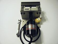 Davis Edging Machine ( item 5) No Dumore Grinder For Picture Only