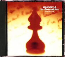 MAXIME LE FORESTIER - LA SAGESSE DU FOU - CD ALBUM [1360]