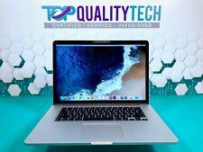2015 Apple MacBook Pro 15 inch Retina / Core i7 3.4Ghz / 16GB RAM / 1TB SSD