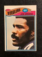 1977 Topps Joe Greene  #405  Steelers  ***PACK FRESH--MINT***