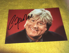 C Jerome Photo Dedicace Autograph