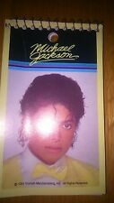 MICHAEL JACKSON - MINI NOTE PAD