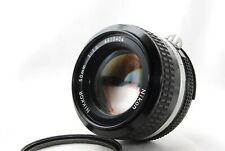 Nikon Nikkor 50mm F1.4 Ai MF Lens Japan #2138