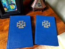 ADOLF GALLAND *SIGNED* 2 VOLUME BOOK SET THE FIRST AND THE LAST LIMITED EDITION