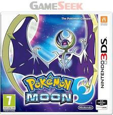 POKEMON MOON - NINTENDO 3DS BRAND NEW FREE DELIVERY
