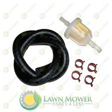 Fuel Line, Filter & Clamps Kit-Fits Craftsman, Murray, MTD & Other Riding Mowers