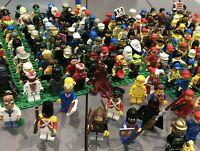LEGO® - Genuine LEGO® Minifigures - (Star Wars,Ninjago,City,Pirates,Space...)