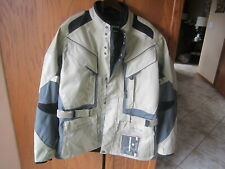 NWT Men's First Gear Kilimanjaro/ Kjaro Hyper Tex Motorcycle Jacket XLT