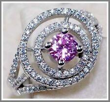 Topaz Sapphire Sterling Silver Fine Rings