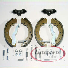 VW Caddy i II - Trommelbremsbacken Zapatas Accesorio Cilindro Rueda para