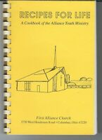 SA-040 OH, Columbus, Recipes For Life First Alliance Church Community Cookbook