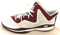 Adidas D Rose 773 III Men's White/ Red/ Maroon Basketball Shoes Size 19
