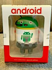 """Android Mini Collectible Figure - Google Edition GE - """"Talks At Google"""""""
