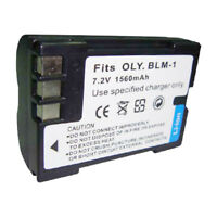 BLM-1 Replacement Battery fit for OLYMPUS CAMEDIA C-5060 C-7070 C-8080 WIDE ZOOM