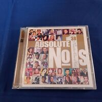 CD 38 Absolute number 1's Hits Various Artists 2 CDS Disks