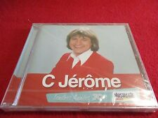 "CD NEUF ""C. JEROME - TENDRES ANNEES 70"" best of 19 titres"