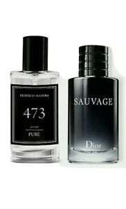 FM 473 Pure Collection Federico Mahora Fragrance For Men 50ml
