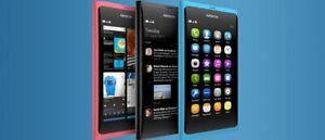 Nokia Lumia N9 N9-00 Smartphone Bar Unlocked 3G Wifi 16GB 8MP NFC phone / KIT